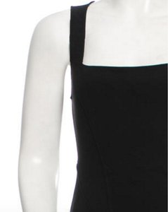 Helmut Lang Mini Black Black Mini Cocktail Dress
