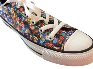 Converse Sneakers Canvas Tennis Multi Athletic