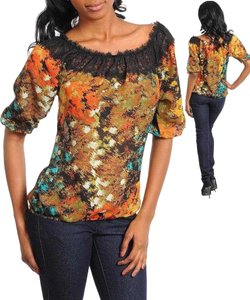 Do & Be Top multi color