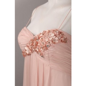Adrianna Papell Blush Dress