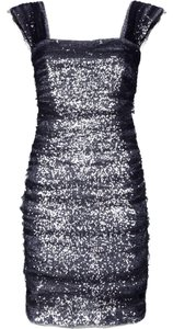 Badgley Mischka Black Dress