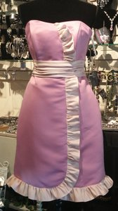 Eden Mauve/rose 6014 Dress