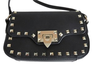 Other Faux Studded Cross Body Bag