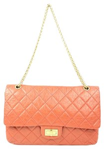 Chanel 227 255 2.55 Classic Flap Shoulder Bag