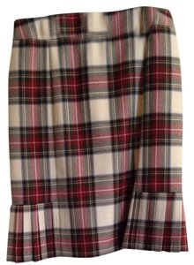 Brooks Brothers Skirt Plaid
