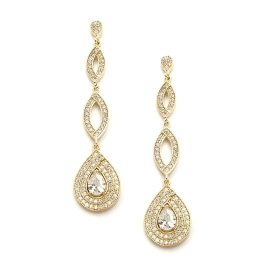 Preload https://item4.tradesy.com/images/gold-ultra-glam-crystal-pave-drop-earrings-9913273-0-0.jpg?width=440&height=440