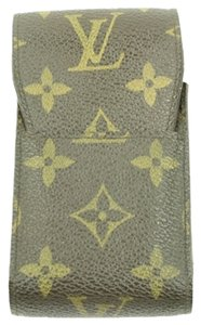 Louis Vuitton Louis Vuitton Monogram Cigarette Pouch LVTL65