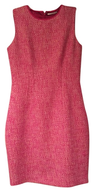 Preload https://img-static.tradesy.com/item/9914209/t-tahari-pink-knee-length-short-casual-dress-size-6-s-0-1-650-650.jpg