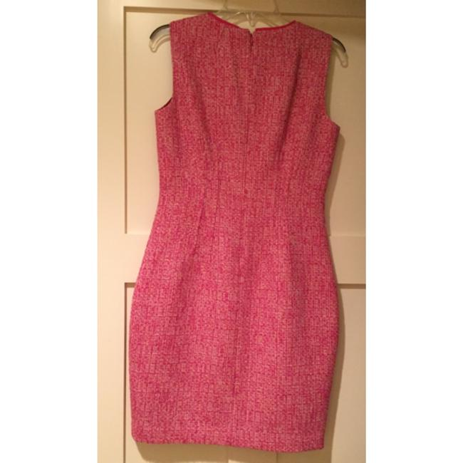 T Tahari short dress Pink on Tradesy