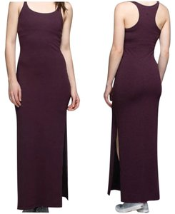 Hebd eggplant Maxi Dress by Lululemon