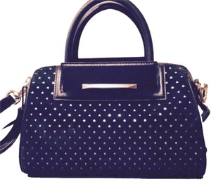 Brian Atwood Satchel in Black