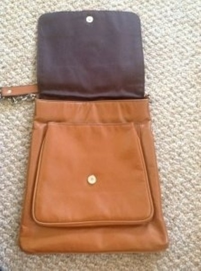 Urban Outfitters Satchel in Caramel/Tan