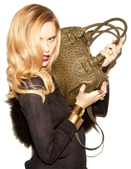 Preload https://item3.tradesy.com/images/cc-skye-new-luxe-madison-satchel-handbag-in-18kt-hardware-olive-ostrich-embossed-leather-tote-9915007-0-2.jpg?width=440&height=440