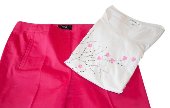 Preload https://item1.tradesy.com/images/white-and-pink-activewear-size-12-l-9915925-0-1.jpg?width=400&height=650