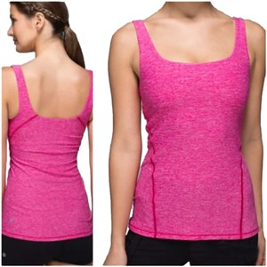 Lululemon New With Tags Lululemon Amala tank Jeweled Magenta Size 6