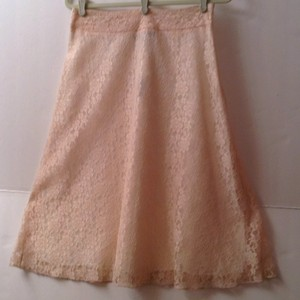 Bloomingdale's Skirt Pink (almost blush pink).