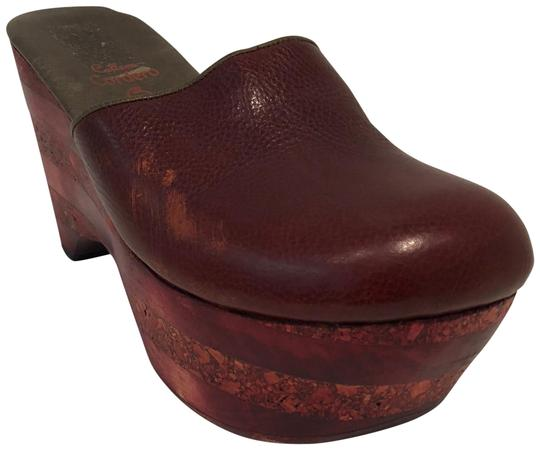 Preload https://item2.tradesy.com/images/calleen-cordero-burgundy-platform-cork-and-wood-mulesslides-size-us-95-regular-m-b-9916951-0-3.jpg?width=440&height=440