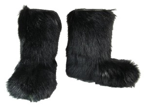Other Fur Apres Ski Mid-calf Short Boots