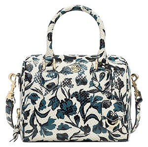 Tory Burch Satchel in Floral