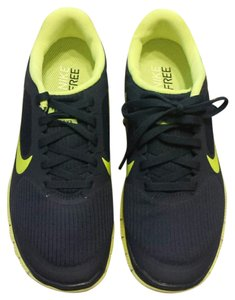 Nike Navy/Volt Athletic