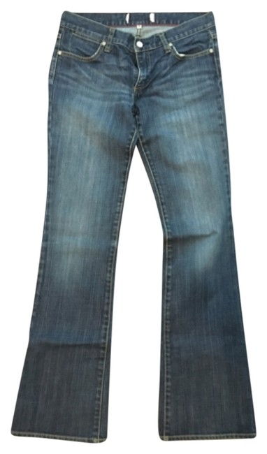 Preload https://item1.tradesy.com/images/paper-denim-and-cloth-blue-boot-cut-jeans-size-28-4-s-9920560-0-1.jpg?width=400&height=650