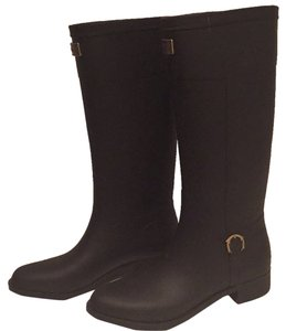 Hunter Blk Boots