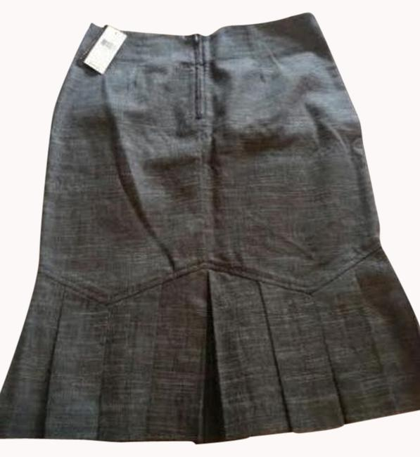 Item - Anthropology Womens Pencil Pleats Skirt Size 6 (S, 28)