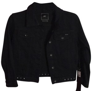 OBEY Blac Womens Jean Jacket
