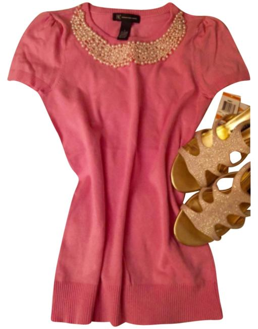 Preload https://img-static.tradesy.com/item/9921733/inc-international-concepts-pink-blouse-size-4-s-0-1-650-650.jpg