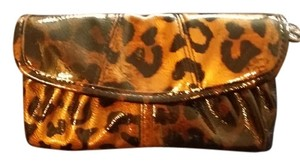 MICHE Cheetah Pleated Wallet