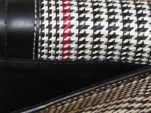 Chaps Wristlet in RED, BLACK AND WHITE
