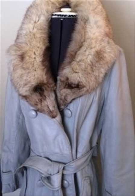 Other Fur Vintage 70's Bohemian Fur Coat