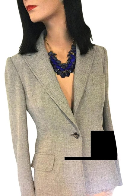 Preload https://item2.tradesy.com/images/anne-klein-gray-fitted-metal-signature-buttons-all-seasons-new-spring-jacket-size-2-xs-9925456-0-2.jpg?width=400&height=650