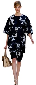 Chloé short dress Blue Floral on Tradesy