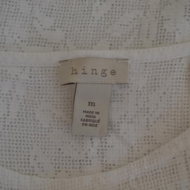 Hinge Top White