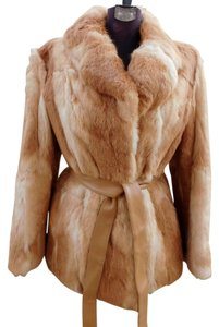 Vintage French Fur Coat