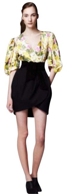 Preload https://img-static.tradesy.com/item/9928/acne-studios-black-and-floral-loulou-print-mini-night-out-dress-size-6-s-0-2-650-650.jpg