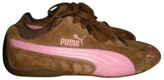 Puma Brown/pink Athletic