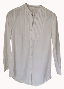 Aerie Button Down Shirt White
