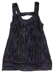 IZ Byer California Formal Black Halter Top
