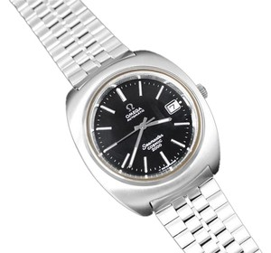 Omega 1970's Omega Seamaster Cosmic 2000 Vintage Retro Mens Dive Watch, Date - Stainless Steel