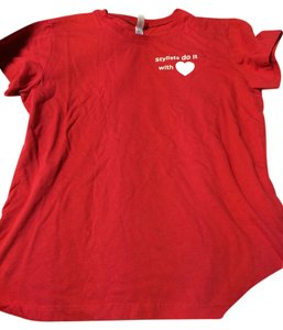 Bella T Shirt Red