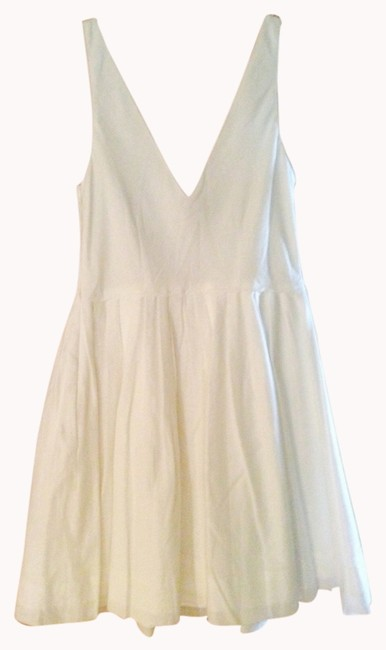 Preload https://item1.tradesy.com/images/jcrew-white-above-knee-cocktail-dress-size-6-s-993110-0-0.jpg?width=400&height=650