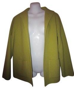 Eileen Fisher Pale Green Blazer