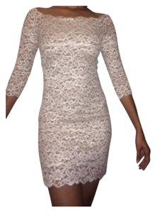 White House | Black Market Lace Off The Shoulder Dress