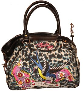 Ed Hardy Hobo Bag
