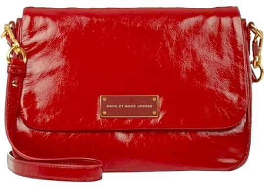 Preload https://img-static.tradesy.com/item/9934108/marc-by-marc-jacobs-bright-red-patent-leather-cross-body-bag-0-1-540-540.jpg