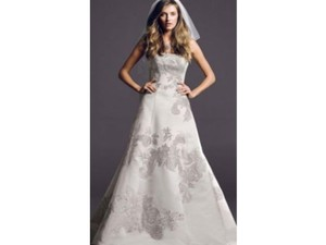 Oleg Cassini Oleg Cassini Ckp588 Wedding Dress