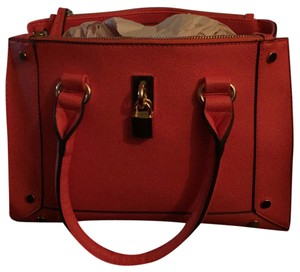 Call It Spring Satchel in Coral