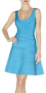 Hervé Leger Eva A-line Dress